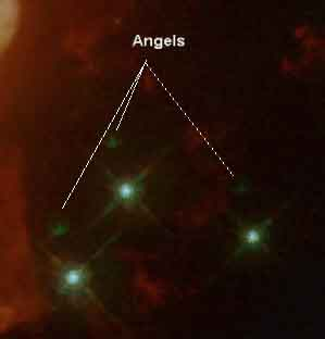 nasa photos of angels - photo #7