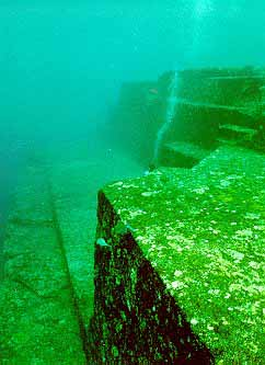 ParaCrypt RSG Official Site: Submerged ancient structures