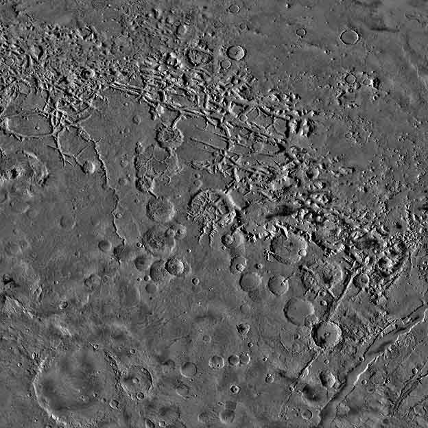 Search For The Seven Cities Of Mars Syrtis Major Planum